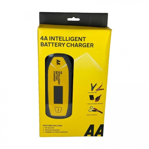 4A Intelligent Battery Charger