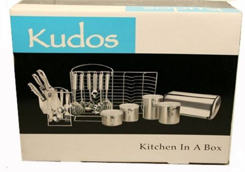 49pc Kitchen in a Box