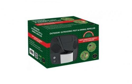 Outdoor Ultrasonic Pest & Animal Repeller