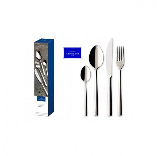 Villeroy and Boch Piemont Cutlery Set 4 pieces