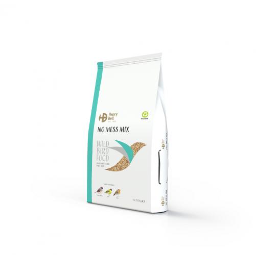 Henry Bell No Mess Mix 12.55kg Wild Bird Food