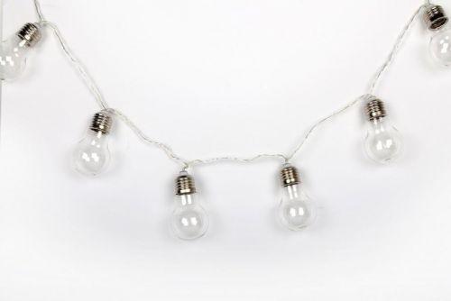 170Cm 10 Light Bulb Chain Home Decoration Party Light