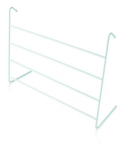2pk 4 bar home bathroom radiator airer