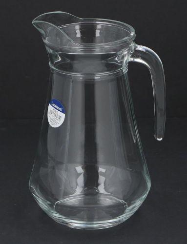 Luminarc Classique Clear Glass Jug 1.6l Serveware Kitchen