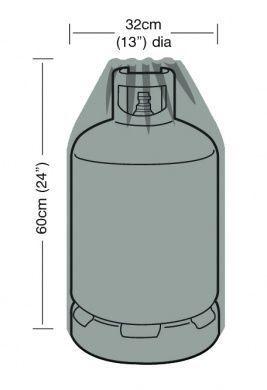 15 kg Gas Bottle Cover Waterproof Polyethylene
