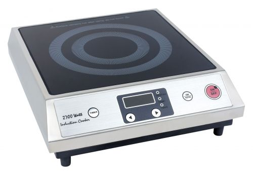 Zyco Professional Induction Cooker 2700W with Timer and Temperature Controls