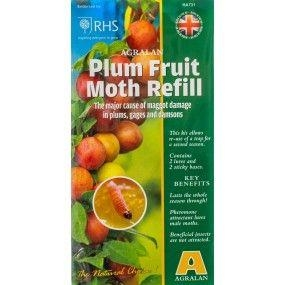 Agralan Pheromone Plum Fruit Moth Maggots Refill